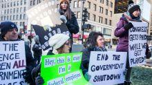 The longest shutdown in US history