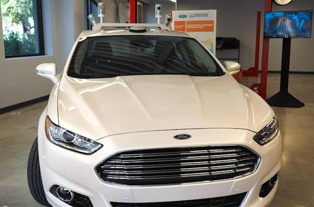 Ford accelerates tech efforts with new Silicon Valley lab