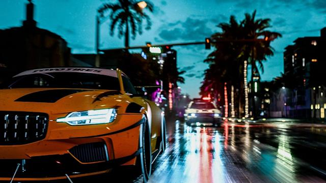 'Need For Speed Heat' is an ode to Miami street racing (updated)