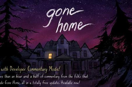 Gone Home adds Commentary Mode, now 50% off on Steam