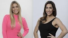 Para Bia Feres e Daniele Hypolito, 'Dancing Brasil' exige preparação de atleta