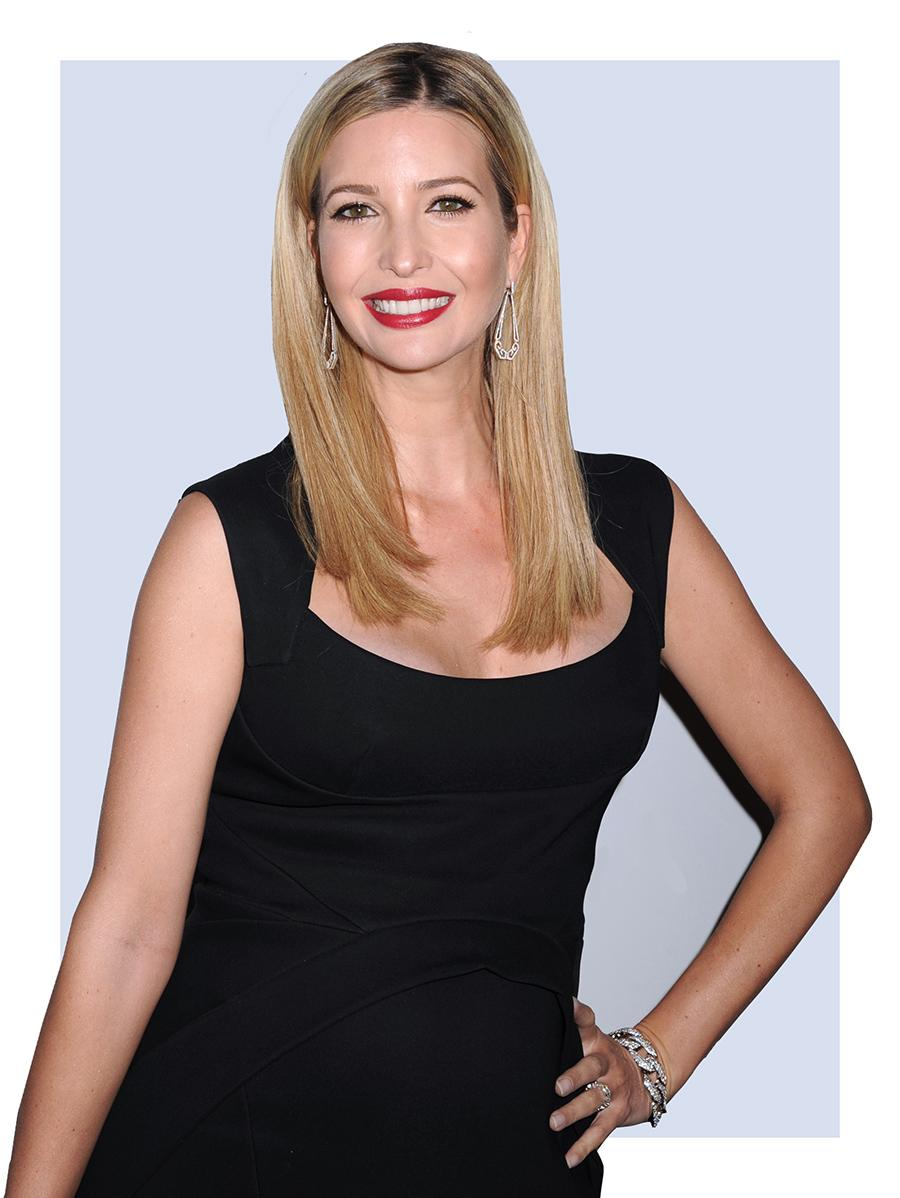 Ivanka Trump Wears Black To The Governors Ball At The
