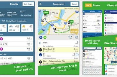 MTA, AT&T declare winners of transit app contest