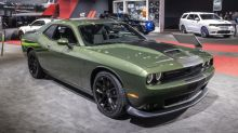 2019 Dodge Challenger, Charger salute troops with Stars and Stripes Edition