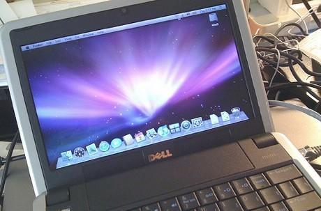 Dell Mini 9 hacked to run OS X