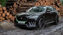 New 195mph Lister Stealth stakes claim as Britain's fastest SUV