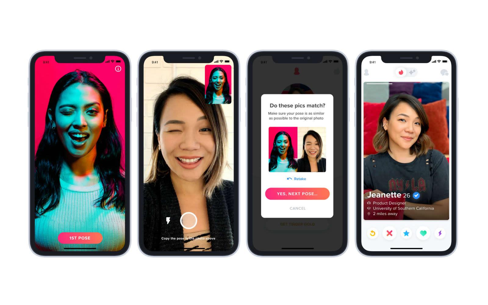 Upload iphone photo failed to tinder iPhone 11