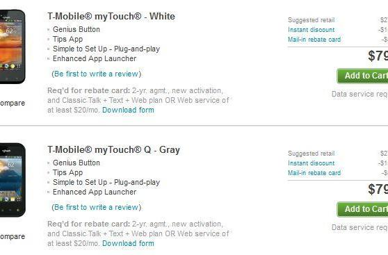 T-Mobile unleashes HTC Radar 4G, Samsung Galaxy Tab 10.1, myTouchQ and more today