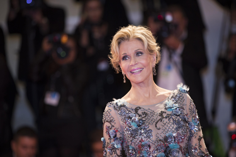 """Mut zur Natürlichkeit Jane Fonda auf dem Cover von """"Town & Country"""""""