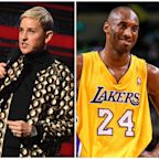 Ellen DeGeneres, Jimmy Fallon choke up while paying tribute to Kobe Bryant