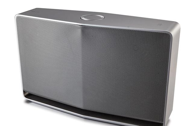 Google Home support coming to LG's Music Flow speakers