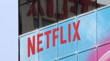 Netflix Rises 3%