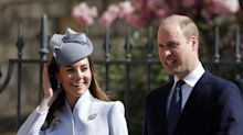 William and Kate 'delighted' by news of royal baby's arrival