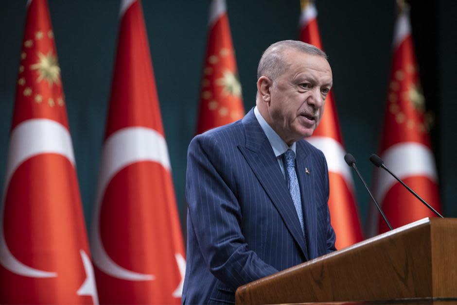 Diplomatie. Erdogan renonce à l'expulsion de dix ambassadeurs occidentaux