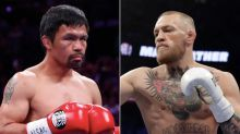 Manny Pacquiao's representative said Conor McGregor might have been hitting the whiskey when he tweeted that they'd fight soon