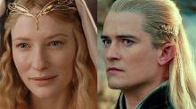 ¡Qué metida de pata! Cate Blanchett no reconoció a Orlando Bloom en el rodaje de El Señor de los anillos