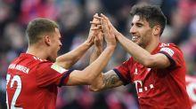 FC Bayern München: Javi Martinez adelt Teamkollege Joshua Kimmich