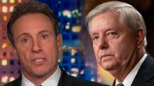 Chris Cuomo's harsh takedown of Lindsey Graham: 'Spewing the same poison as the extremist perpetrators'