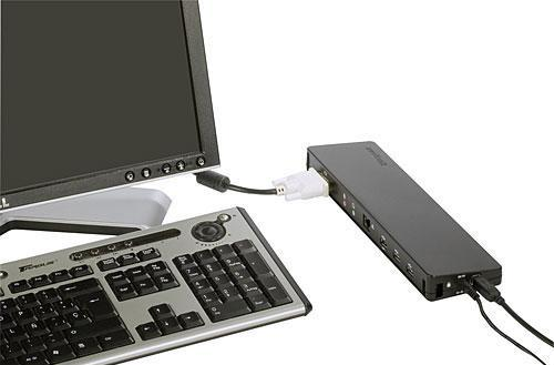 Targus debuts ACP51USZ laptop docking station with video