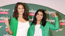 Sonakshi, Sakshi Malik announce new campaign celebrating the existence of girls