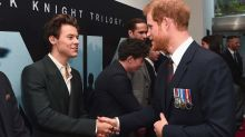 Prince Harry Meets Harry Styles While Attending 'Dunkirk' Premiere in London