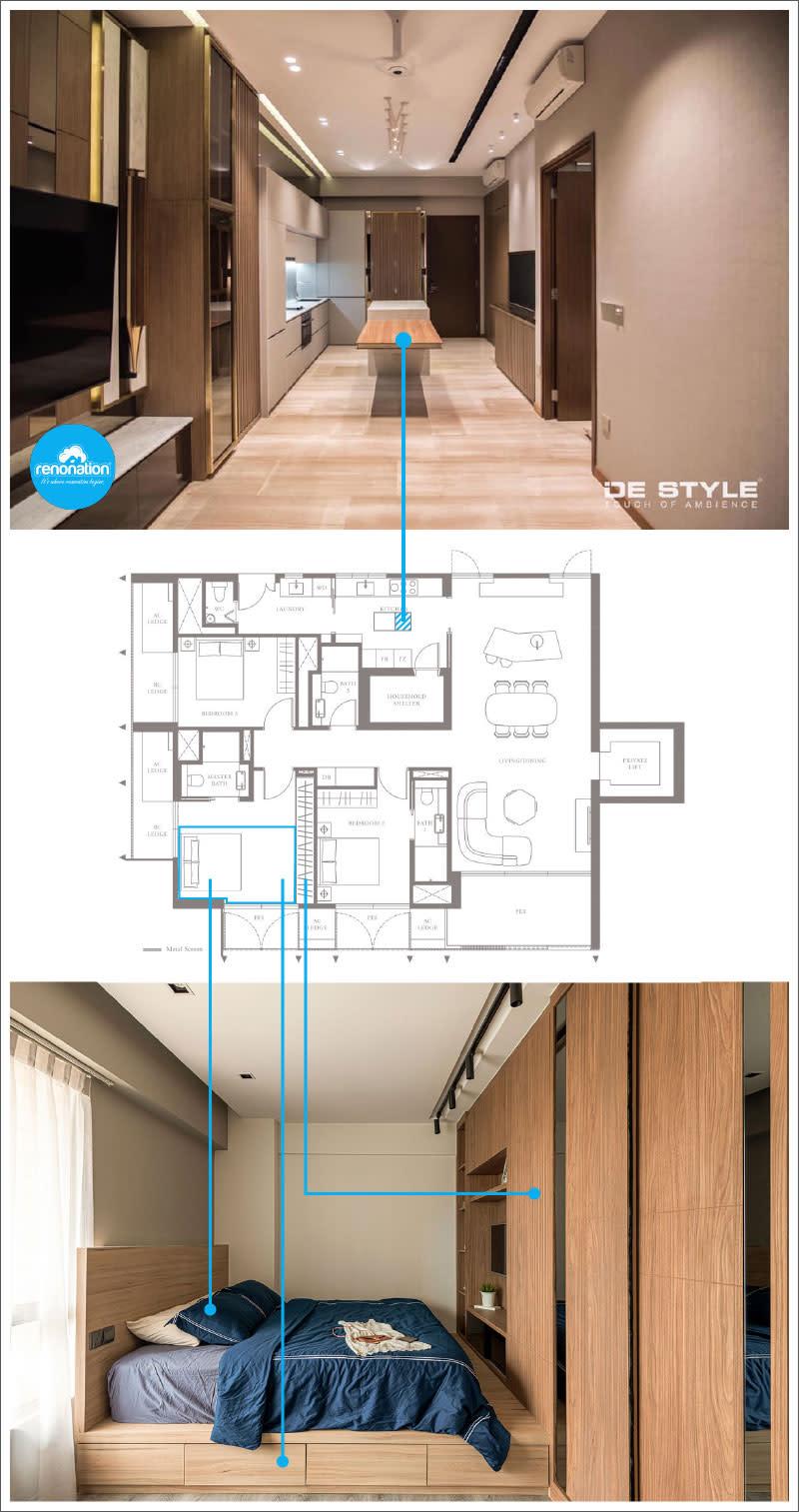 7 Indulgent Floor Plan Ideas For Luxury Condo Meyerhouse