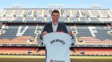 Valencia apresenta Javi Gracia como seu novo treinador