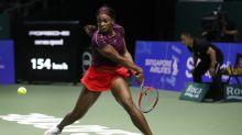 Stephens vence a Osaka 2da jornada de Final de la WTA