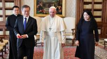 Pope trip to North Korea serious possibility under right conditions - Vatican