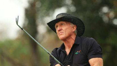 Golf-Star Norman nach Coronainfektion wieder im Krankenhaus