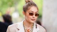 果然是時尚超模!Gigi Hadid 為我們示範髮髻原來可以很有趣!