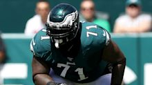 Philadelphia Eagles bring back Pro Bowl left tackle Jason Peters to play guard