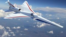 Lockheed Martin Working With NASA on Supersonic Commercial Jet