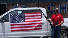 Ford smotes Alabama dealer's Bible-flag-shotgun-with-every-purchase offer