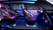 RIP Combustion Engines: Japan Shows Off Cars of the Future