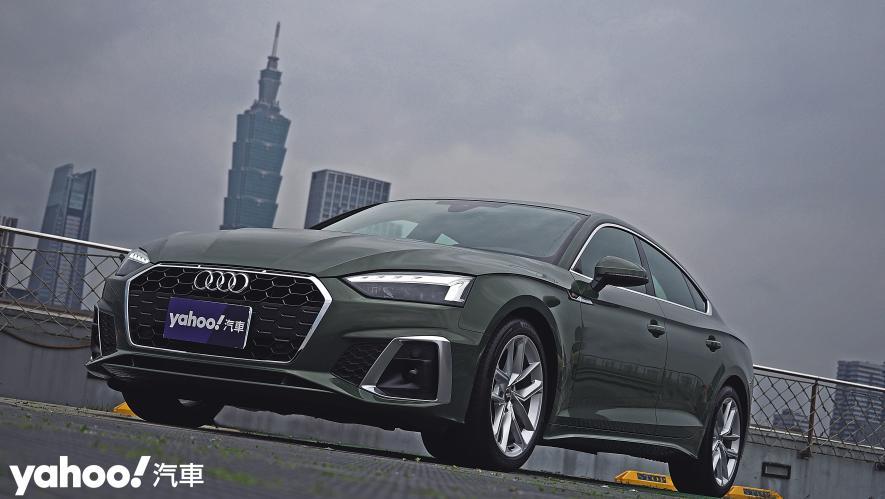 捉艷疾走!2021 Audi A5 Sportback 40 TFSI S line小改款試駕 - 2