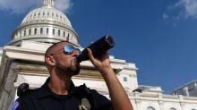 Canicule aux États-Unis: ces policiers n'ont vraiment pas envie de sortir pendant la vague de chaleur