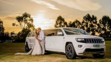 5 ways a stretched limousine can add charm to your wedding day