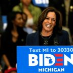 Biden picks Kamala Harris to be first black woman VP