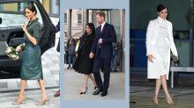 與王室同款!梅根Meghan Markle愛穿的5個高跟鞋品牌大公開!