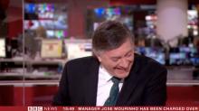 Simon McCoy Announcing Pippa Middleton's Baby News Is... Peak Simon McCoy