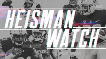 Heisman Watch: Can Murray pass Tua?