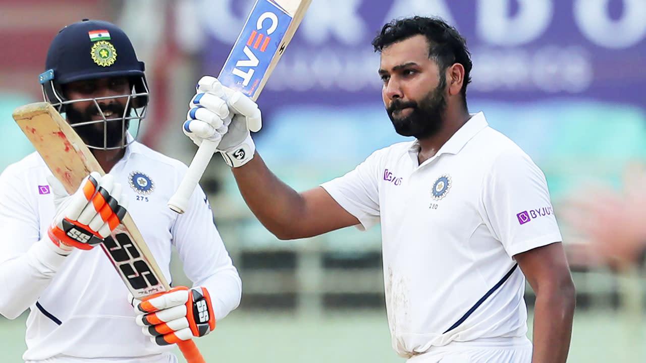 Rohit Sharma re-writes cricket history with insane world record