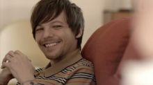 El ex One Direction, Louis Tomlinson, ayuda a un anciano a cumplir su lista de deseos