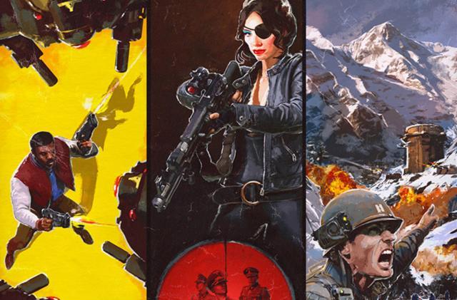 'Wolfenstein II' DLC adds three new Nazi-punching characters
