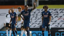Willian sets up Arsenal's 3 goals in opening win at Fulham