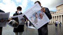 Some U.S. Catholics See Challenge To Trump In Pope's Latest Encyclical