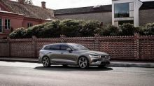 Hybrid power, sharp styling and safety tech for new Volvo V60