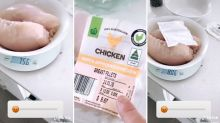 TikTok user accuses Woolworths of chicken 'scam'