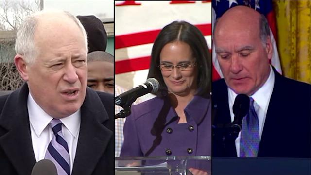 David Axelrod, Mayor Emanuel Weigh In On IL Gov. Race